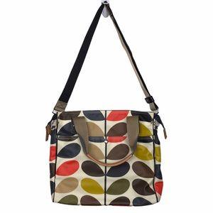Orla Kiely Watson Multi Stem Messenger Bag